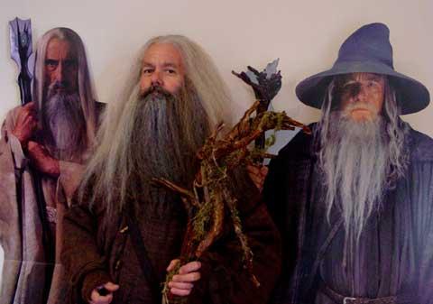 P.O Tolkien y su obra. Radagast-et-al