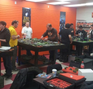 hg league night