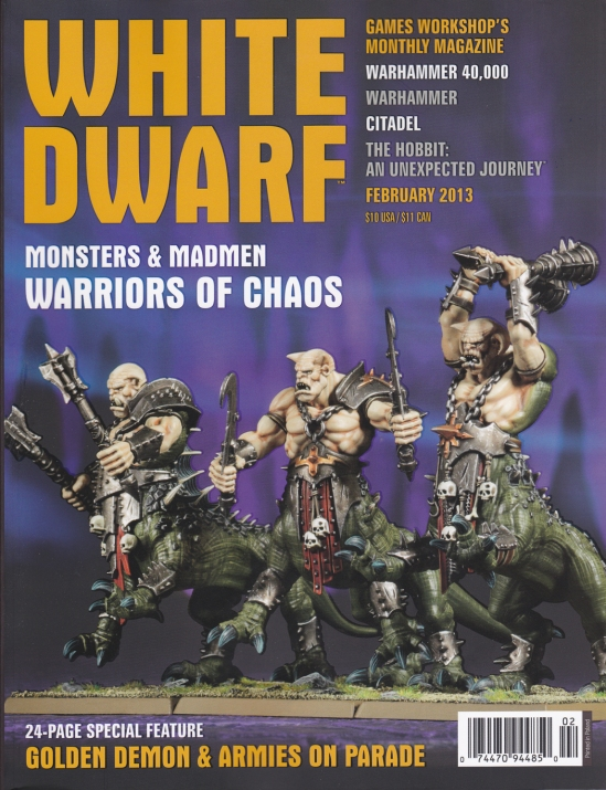 White Dwarf Feb 2013