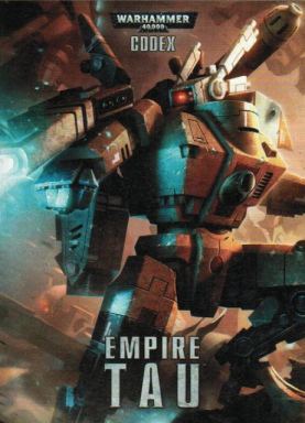 !Tau Codex Cover